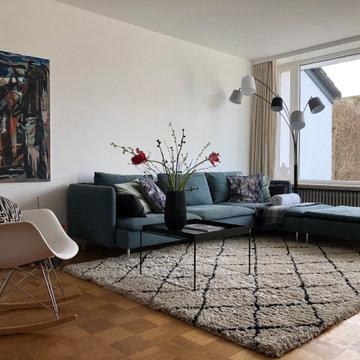 Einrichtungsplanung für ein Einfamilienhaus in Hechendorf
