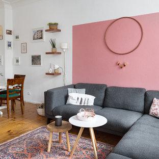 Farbenfrohe Altbauwohnung in Berlin