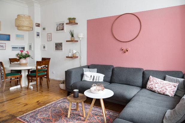 Skandinavisch Wohnzimmer By Maike Wagner Fotografie