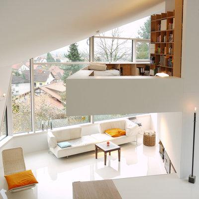 Contemporain Salon by k2 architekten