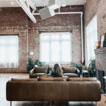 Floorwell Ratgeber: Inspiration im Industrial-Style