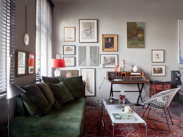 Eklektisch Wohnzimmer by Done Studio
