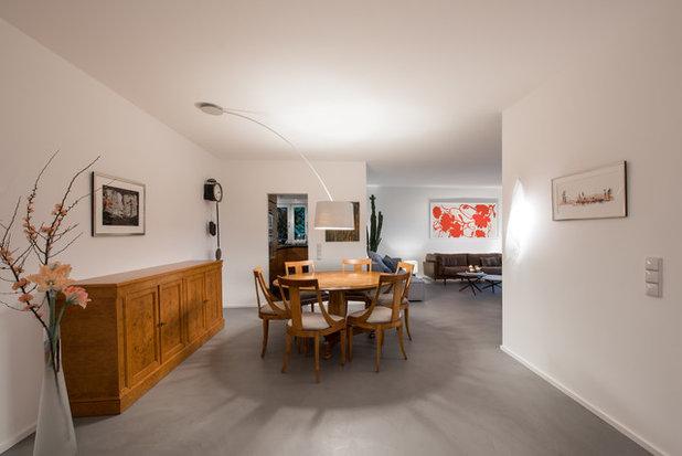 Modern Wohnbereich by Einwandfrei-für Menschen, die das Besondere lieben