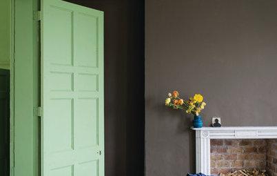 Unterschätzte Farbe: Darum gibt Braun den Ton im Interieur an
