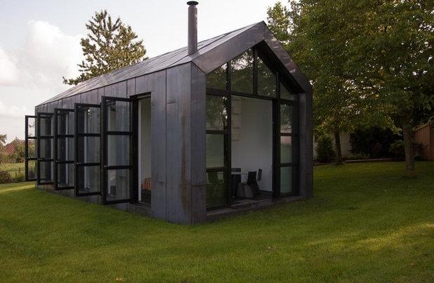 Klassisch Wohnbereich by AXT Architekten