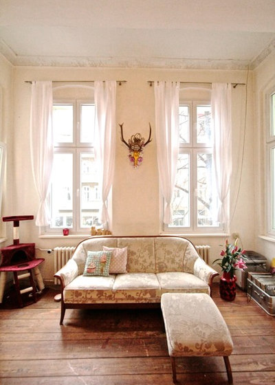 Houzzbesuch: Barbie-, Shabby-, Comic-, Vintage-Mix in ...