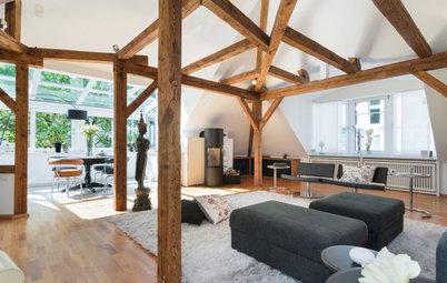 Schmuckstück unterm Dach: Großzügiges Wohnen in Hamburg