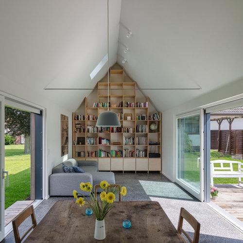 Landhausstil Wohnzimmer Ideen, Design & Bilder | Houzz