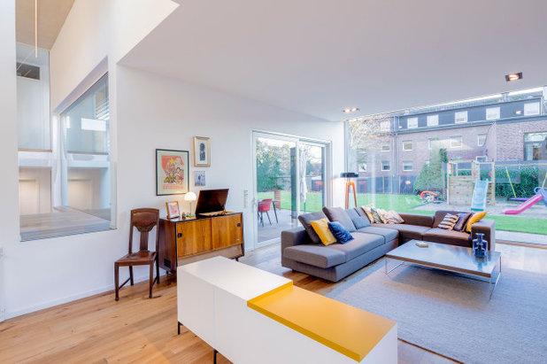 Wohnbereich by RF Interior Design