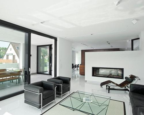 Bodenfliesen Wohnzimmer - Ideen & Bilder | HOUZZ