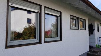 Haustüre + Fenster Hörlkofen