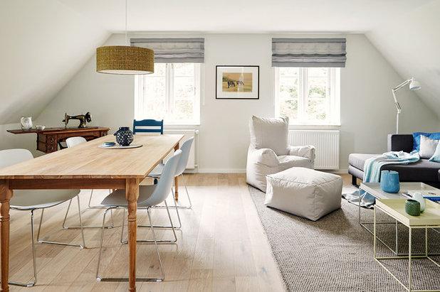 Skandinavisch Wohnbereich by grotheer architektur