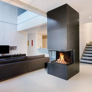 Moderne Wohnzimmer Ideen, Design & Bilder   Houzz