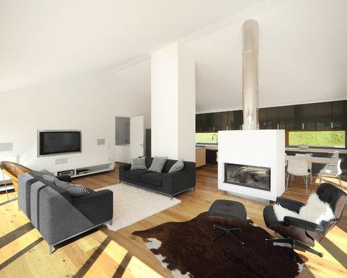design : wohnzimmer tv wand modern ~ inspirierende bilder von ... - Wohnideen Tv Wand