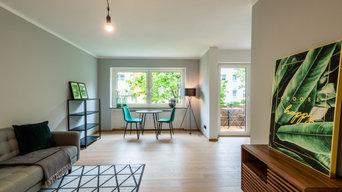 Hochwertige & moderne Wohnungssanierung