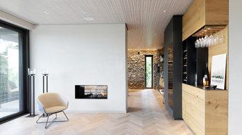 Holz. Stein. Haus.