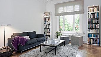 Home Staging: Altbauwohnung in Hamburg-Eppendorf
