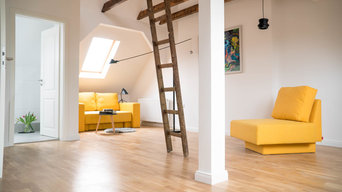 Home Staging Altbremer Haus Großes Atelier