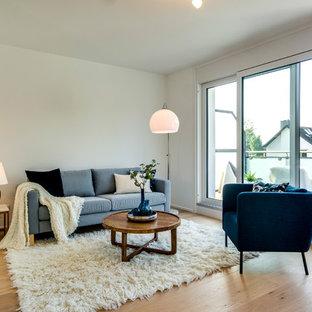 Skandinavische Wohnzimmer Ideen Design Bilder Houzz