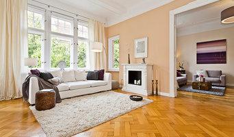 Home Staging einer 6-Zimmer Altbauwohnung in Berlin-Dahlem