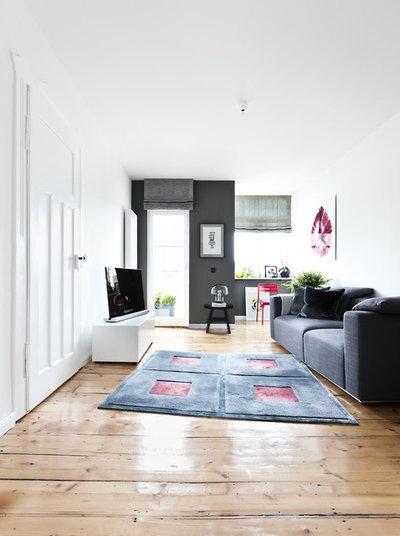 Modern Wohnzimmer by Designstudio Pascal Walter