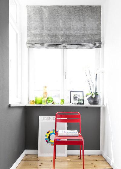 Modern Wohnbereich by Designstudio Pascal Walter