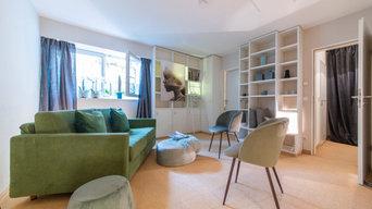 homestaging - Eigentumswohnung wird für den Verkauf neu gestaltet