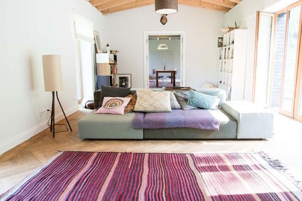 Modern Wohnbereich by Claudia Vallentin Fotografie