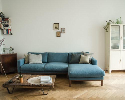Industrial Wohnzimmer Ideen, Design & Bilder | Houzz