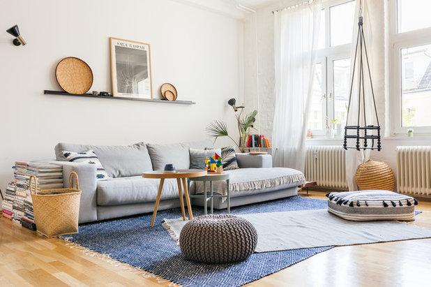 Contemporáneo Sala de estar by HEJM - Interieurfotografie