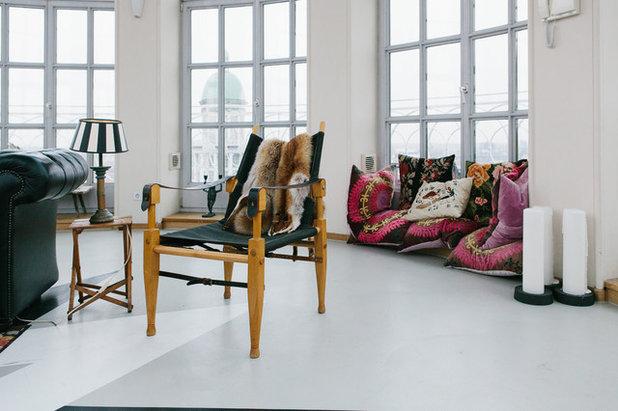 Eklektisch Wohnbereich by HEJM - Interieurfotografie