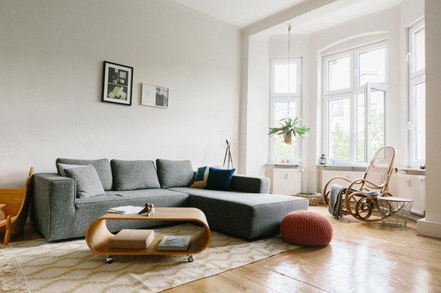 Eklektisch Wohnzimmer by HEJM - Interieurfotografie