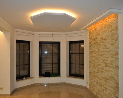 indirekte beleuchtung und deckensegel. Black Bedroom Furniture Sets. Home Design Ideas