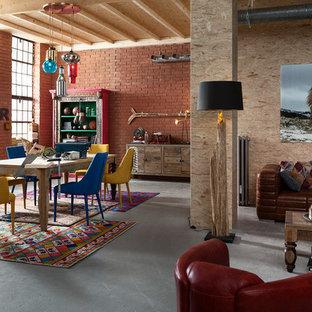 Idee per un soggiorno industriale