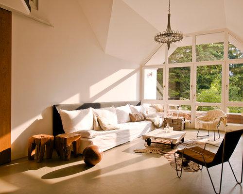 industrial wohnzimmer - ideen & design | houzz