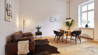 Interior Styling Musterwohnung