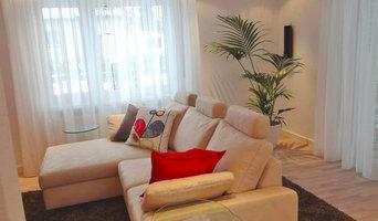 Interiordesign Wohnzimmer 1