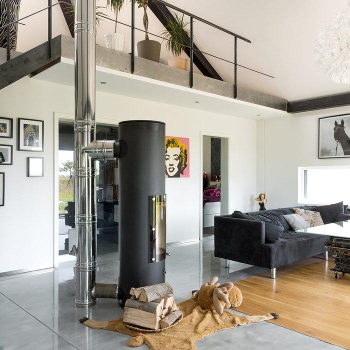 Interiorfotografie | K-MÄLEON Hybridhaus