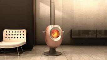 Kamine und Schornsteine von Das Energiestudio
