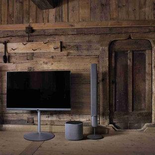 Rustikale Wohnzimmer In Bremen Ideen Design Bilder Houzz