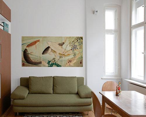 asiatische wohnzimmer in deutschland ideen design bilder beispiele. Black Bedroom Furniture Sets. Home Design Ideas