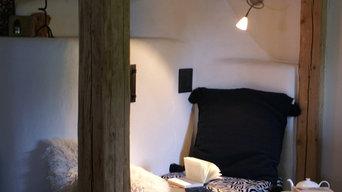 Lehmputz - Sanierung Bauernhaus