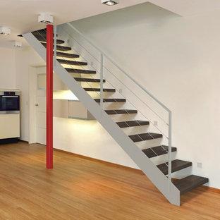 Leichte Treppe