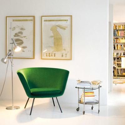 Eklektisch Wohnbereich by Monica Marx Inneneinrichtungen