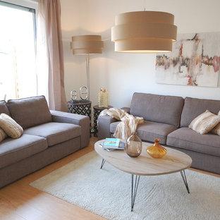 Beleuchtung im Wohnzimmer - Ideen & Bilder | HOUZZ
