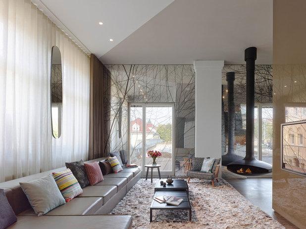 Contemporain Salon by Ippolito Fleitz Group – Identity Architects