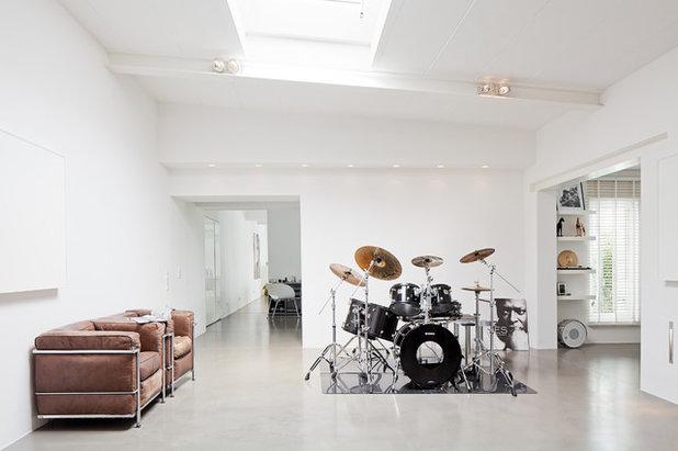 Moderno Salotto by Fotografie Frank Schoepgens
