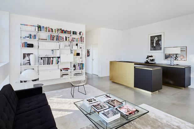 Modern Wohnbereich by studio1073