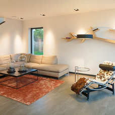 Contemporary Living Room by Lopez-Fotodesign