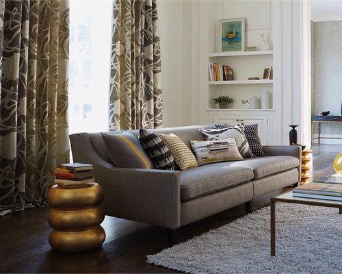 Medium sized living room design ideas renovations photos for Raumgestaltung goerdel
